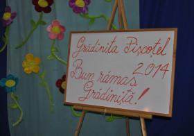 "Serbare ,,Bun rămas, Grădiniță""- iunie 2014-Grădinița ,,PIȘCOȚEL"" Ploiești – galerie Foto-Video"