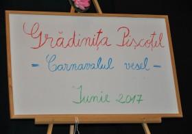"Serbare ,,Carnavalul vesel!""- iunie 2017-Grădinița ,,PIȘCOȚEL"" -Ploiești"